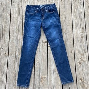 American Eagle Jegging Style Jeans